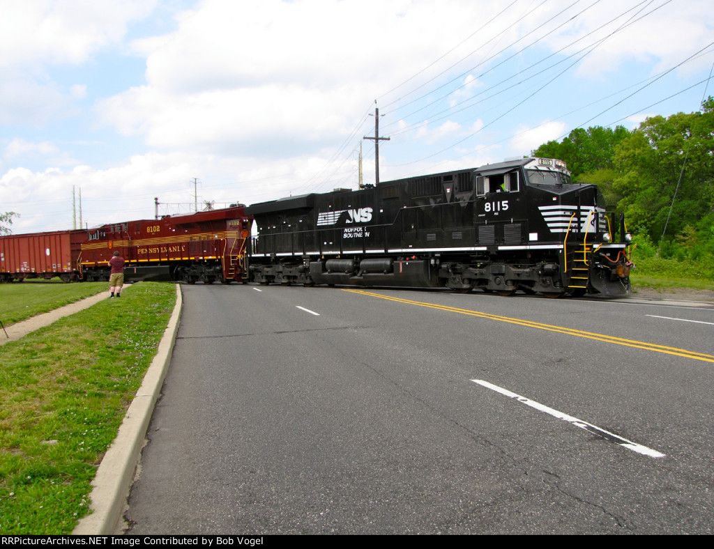 NS 8115 and 8102