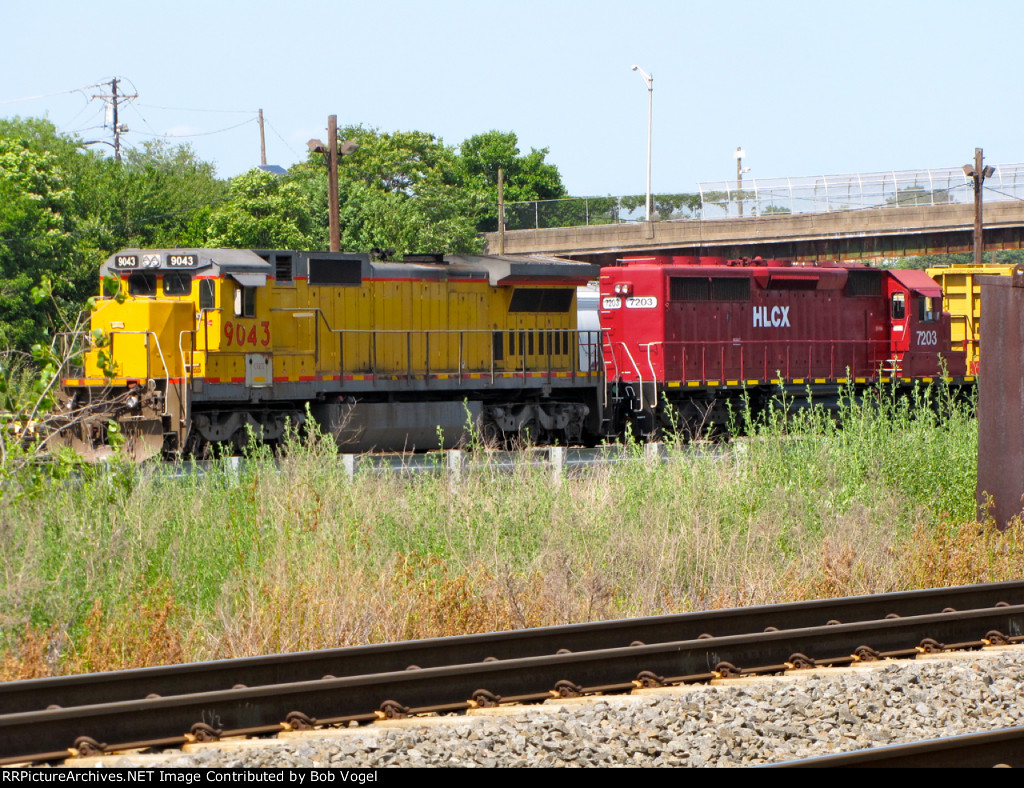 CREX 9043 and HLCX 7203