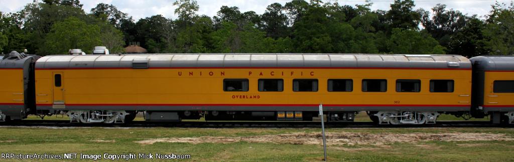 """UP #302 """"Overland"""""""