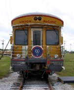 "Union Pacific Office Car ""Lone Star"""