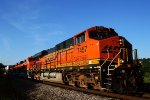 New BNSF 7000s west