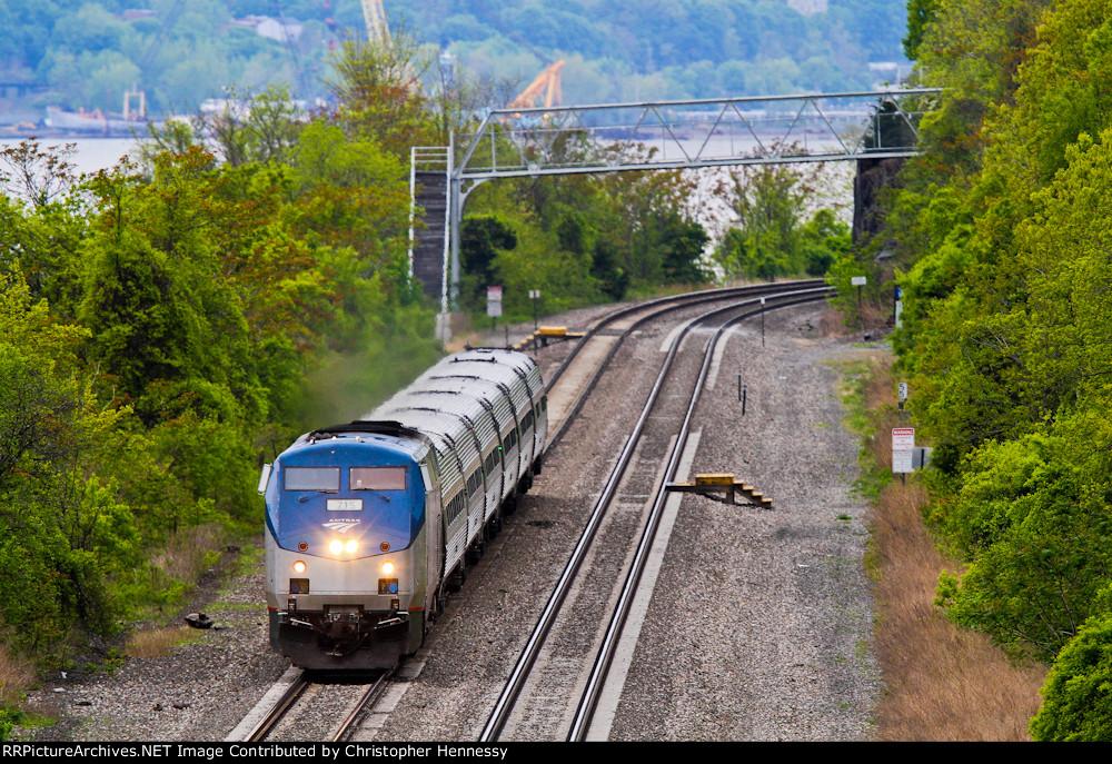 Amtrak 284