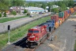 Eastbloound intermodal