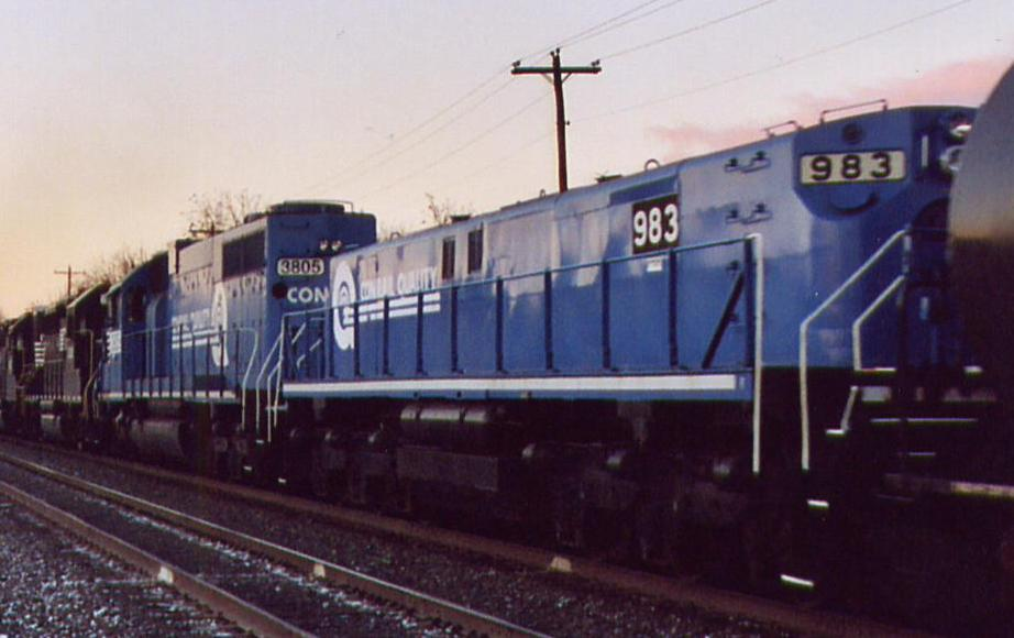NS 983 and 3805
