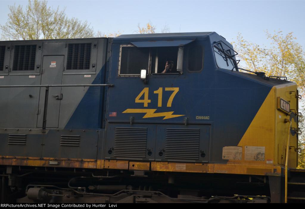 CSX 417