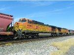 BNSF C44-9W 4985