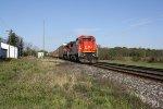 CN 2113 Approaching