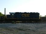 CSX 6013(GP40-2)