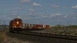 BNSF 4510 West