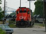 CN 9613(GP38-2)