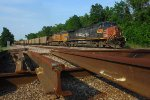 Southbound UP Loaded Coal Train