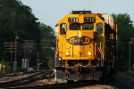Westbound NS Yard Job Train