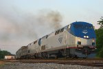 Westbound Amtrak Southwest Chief Train #3