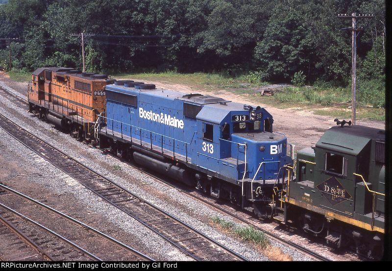 B&M 313-MEC 255