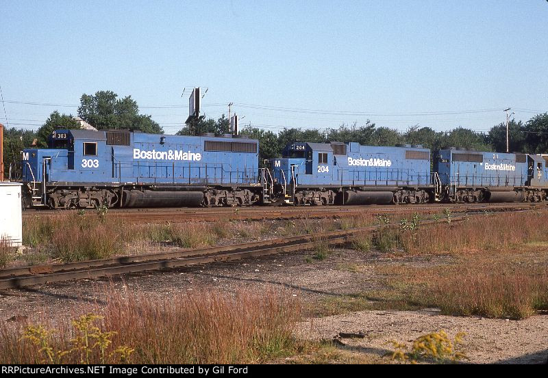 B&M 303-204-311