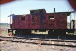 NYSW caboose 0117