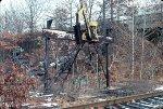 Coal unload facility