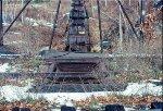 Coal conveyer pit