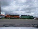 BNSF 3002