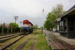 RLK 4057 Rear and Station