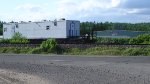 Swift Railroad equipment. One of the hand full on industries on the Huron Central. They basically just remove the worker trailers off the flatcars. The trailers are then sold,stored or scrapped.