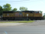 UP 4807(SD70M)