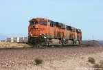 Classic BNSF Calendar Shot at West Siberia