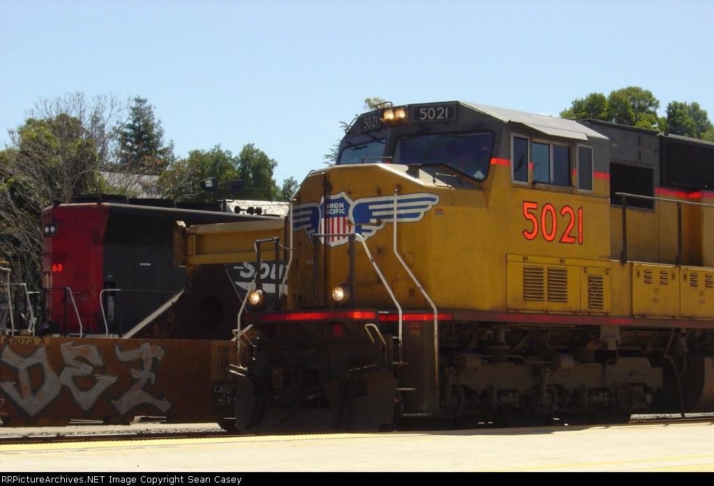 UP 5021