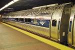 Train Equipment at National Train Day - New York City
