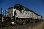 ex-Amtrak GP40s