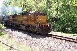 CREX 9042 on CSX train Q217