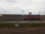 CP 3117 at the Kirk Yard Hump