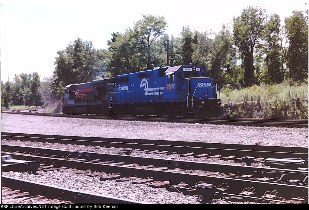 CSX 2807 (ex Conrail)
