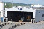 CSX 6932 & 987