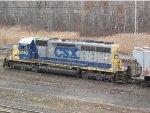 CSX  8483