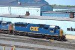 CSX 8538