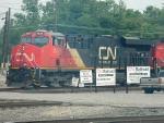 CN 2324(ES44DC)