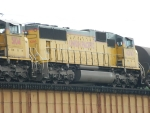 UP 4260(SD70M)