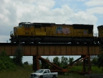UP 4912(SD70M)