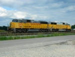 UP 2260(SD60M)  2492(SD60M)