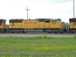 UP 4567(SD70M)