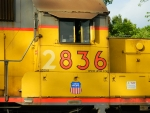 UP 836(SD38-2)