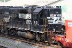 NS GP38-2 5101