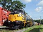 G&U railroad
