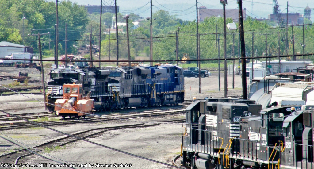 NS AC Power in Rose Yard