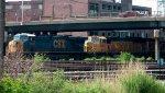 BNSF/CSX Crude Oil Test Train
