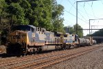 Bright Future duo led by CSX AC44CW 250 on Q418-19
