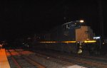 CSX SD70ACe 4831 leads a late running Q439-18