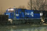 NS SD50 #5406 on 66Z