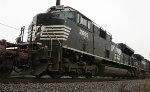 NS SD70M-2 #2655 on 24K